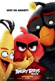 Angry Birds - The Movie - USA 2016