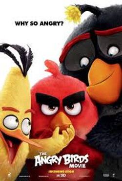 Angry Birds - The Movie - USA 2016