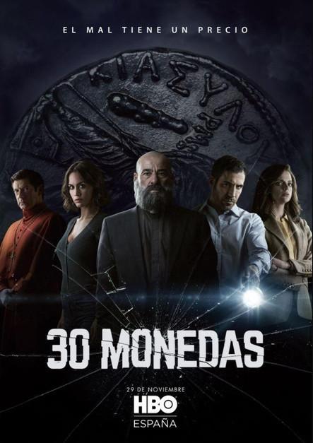 30 Monedas - Film music recording