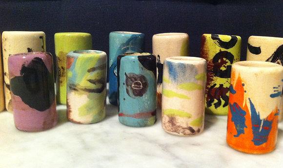 Ceramic slide
