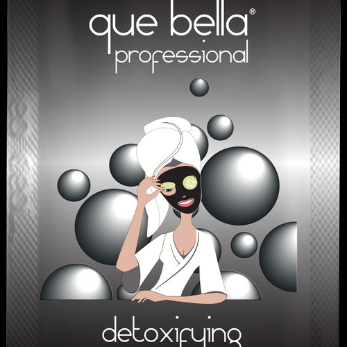 Pore Minimizing Mud Mask by que bella #8