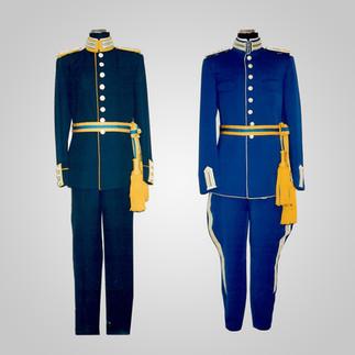 Uniform m 1886 OFF + m 1895 OFF