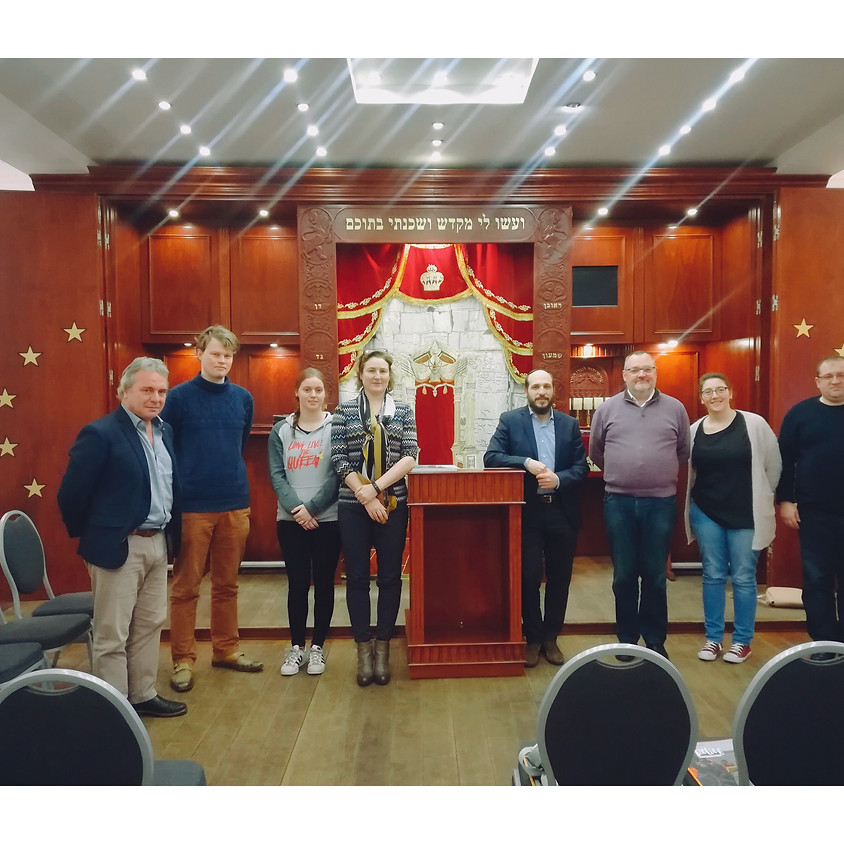 Visit of Master students from the Faculty of Protestant theology