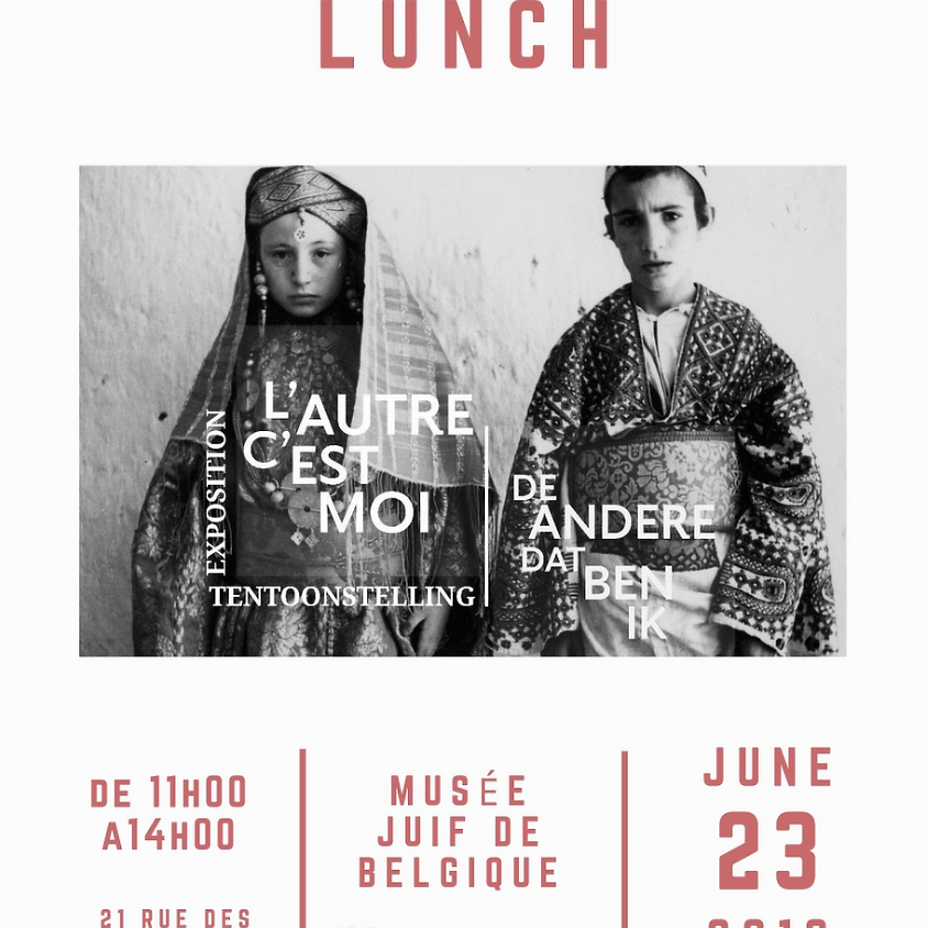 Expo, Atelier & Lunch