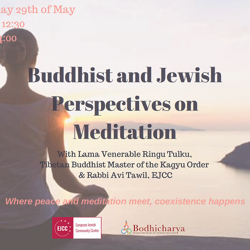 Perspective on Meditation from Buddhism and Judaism
