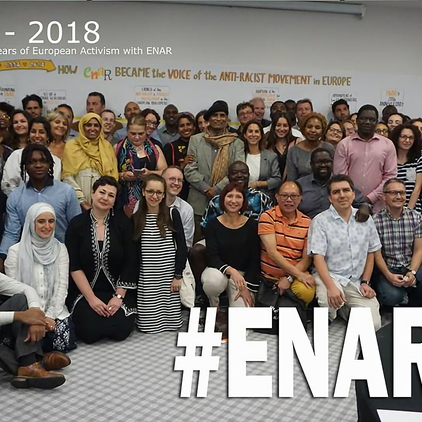 Participation of Dialogue & Diversity at ENAR General Assembly