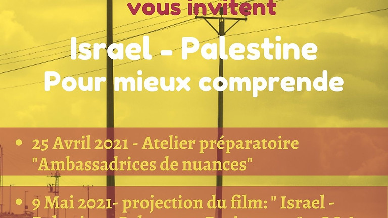 DUO-ACTIVITY: Women in Diversity Israel-Palestine