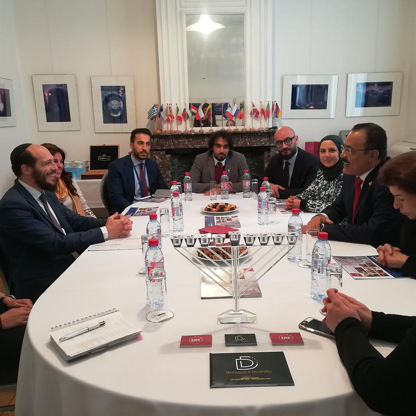 Visit of Bahrain Delegation