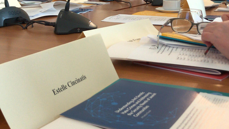 Civil Society Coalition Building Workshop, for Tolerance and non-discrimination, organized by ODIHR