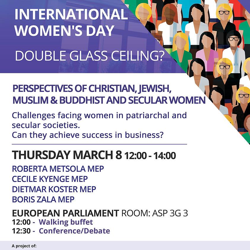 International Women's Day at European Parliament