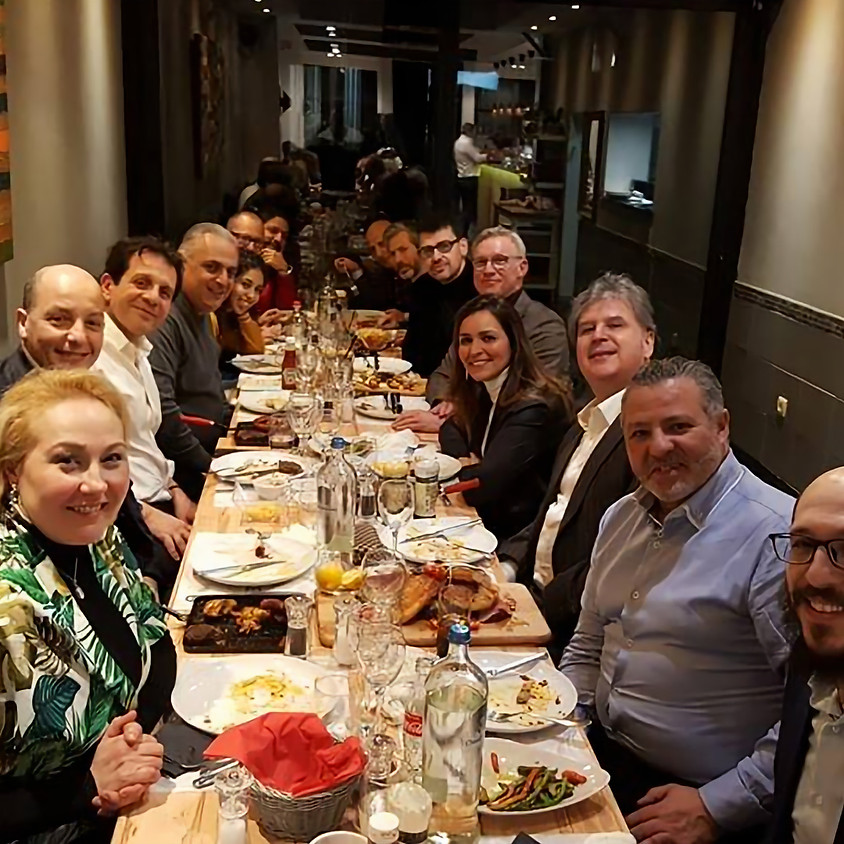 Intercultural Entrepreneurs Dinner