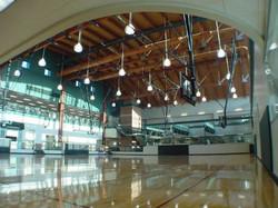 Meyer Center Interior
