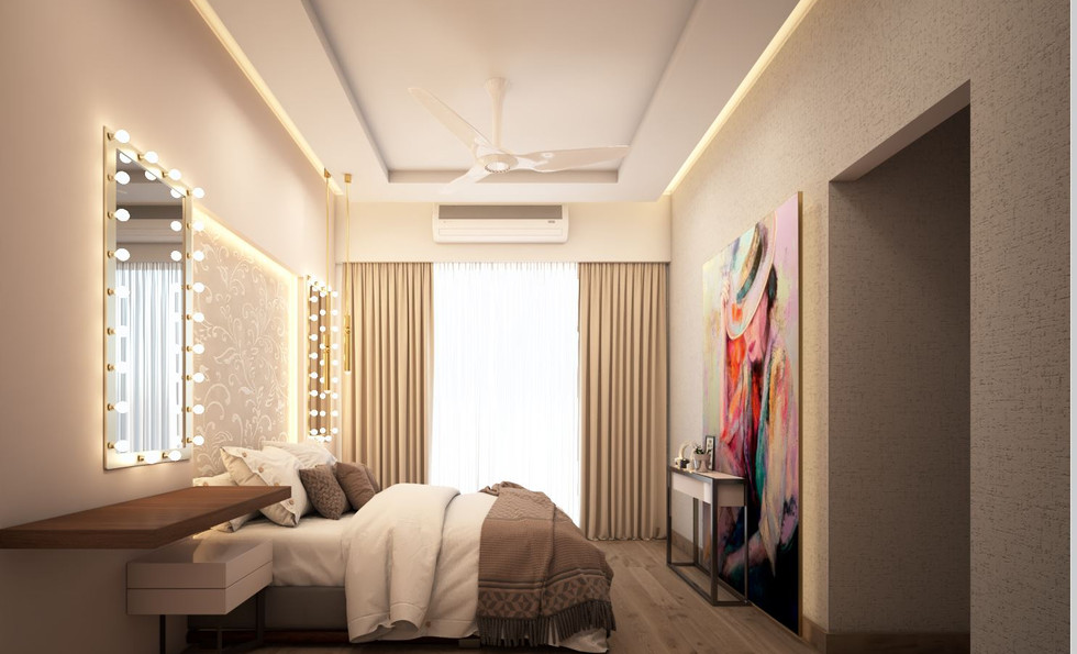 Daughter bedroom