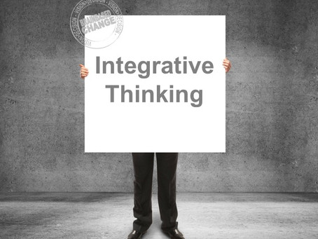 Integratief beslissen: combineer rationaliteit met creativiteit.