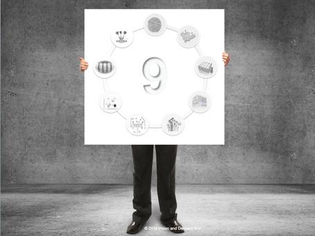De 9 essentiële vragen voor écht succesvolle Innovatie.