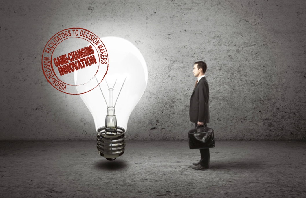 CREATING GAME CHANGING INNOVATION