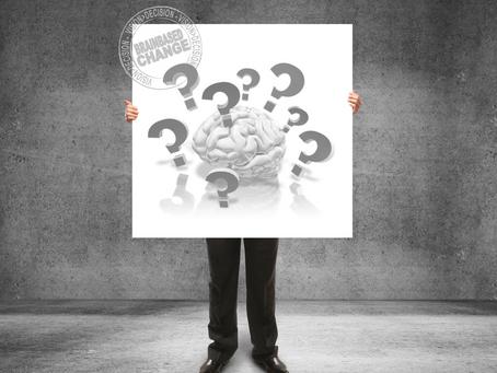 Begin eens een keer met drie verschillende soorten vragen!