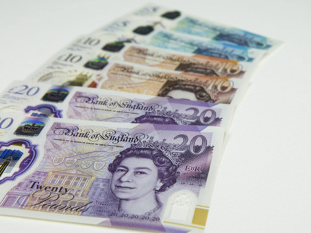 5 things you should know about the new £20 note