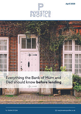 Everything the Bank of Mum & Dad Should