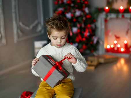 4 reasons to think long-term gifts for children and grandchildren this Christmas