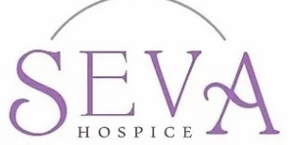 Volunteering for Seva Hospice: 2021