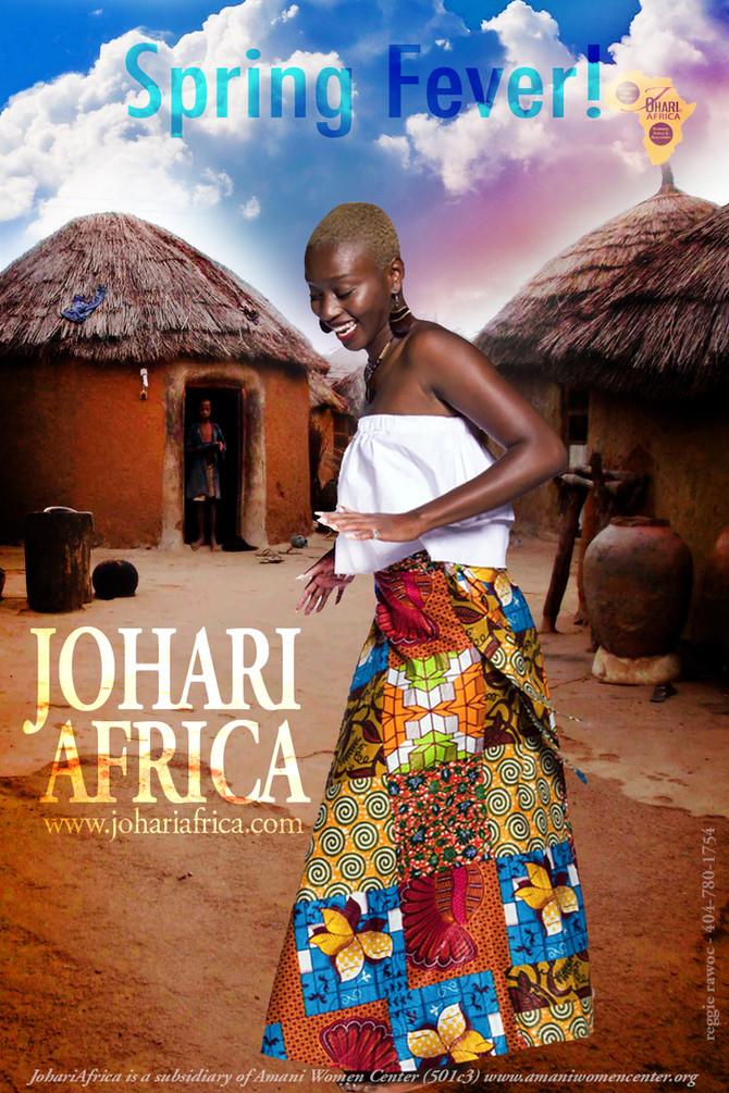 Johari Africa-NEW ARRIVALS