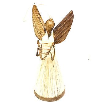 Johari Handmade Angels - Harp