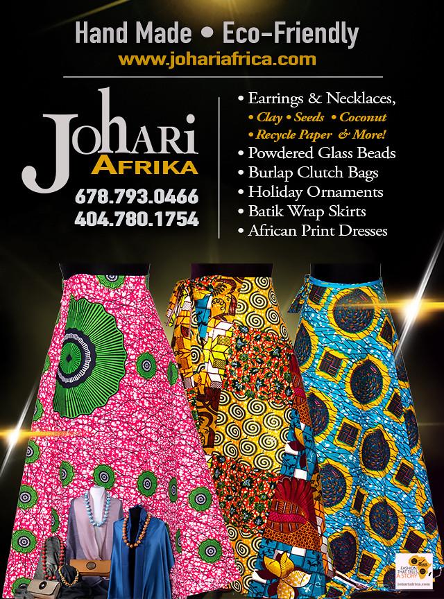 Johari Africa - New Arrivals