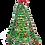 Thumbnail: JOHARI - HANDMADE BEADED X'MAS TREE