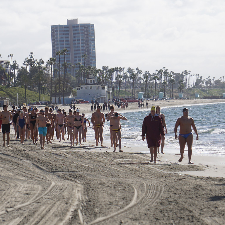 2020 Long Beach Lifeguard Tryouts