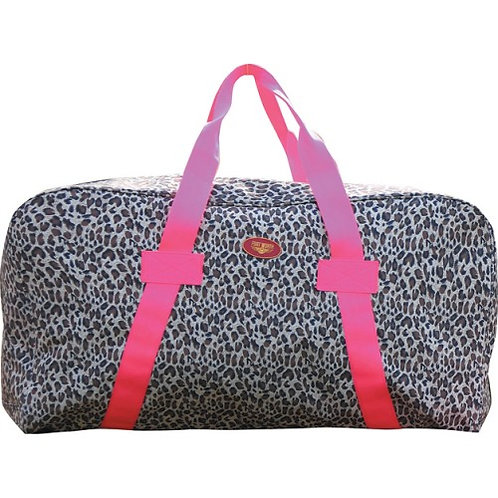 Limited Edition Fort Worth  Gear Bag - Leopard Print