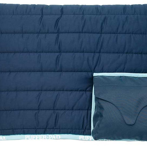 Puffer Pad with Pockets (Black Only)