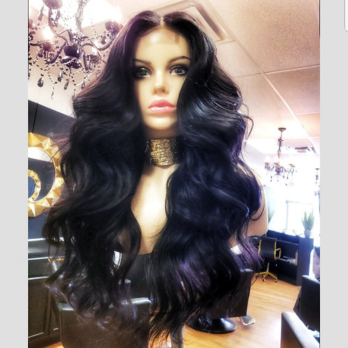 The Scarlett Wig