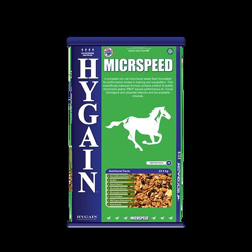 Microspeed