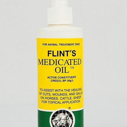 Flints Medicated Oil