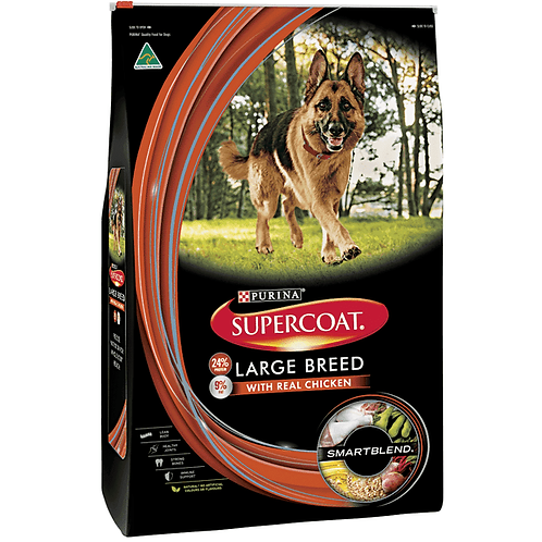 Supercoat Large Breed Chicken