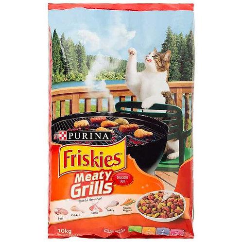 Friskies Dry Cat food Varieties 2.5 Kilo