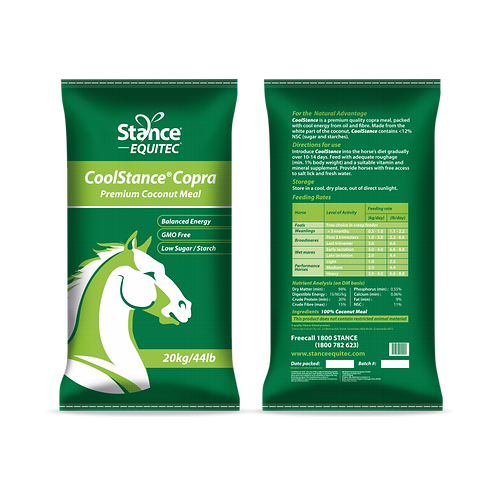 Cool Stance Premium Copra Meal