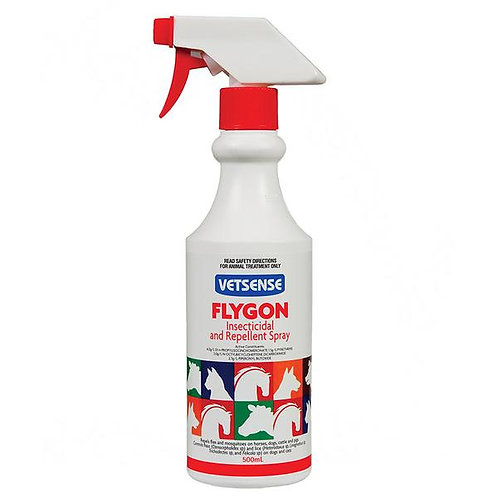 Flygon Insecticidal and Repellant Spray