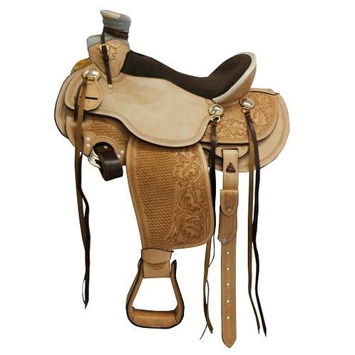 Fort Worth Western Pleasure Saddle