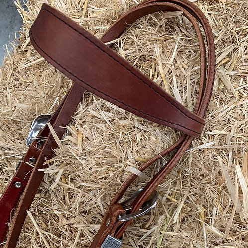 Hand Crafted Leather Bridle