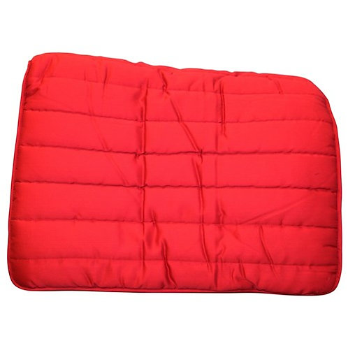 Showmaster Puffer Pad Red, Black & Navy