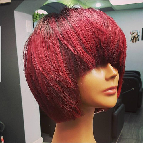 The Ruby Wig