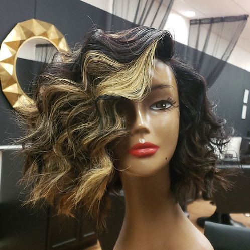 The Chanel Wig xs6
