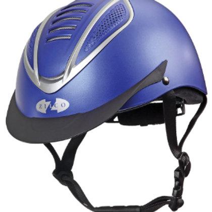 Vibe Helmet Blue /Bronze/Red
