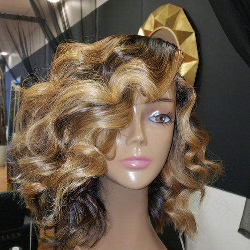 The Chanel Wig 2