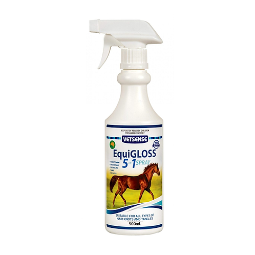 EquiGloss 5 in 1 Spray