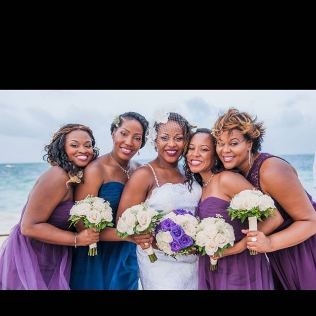 #tbt #keairabmua #destinationwedding #destinationmua #DR #puntacana #gotguzman #makeupartist #bookme