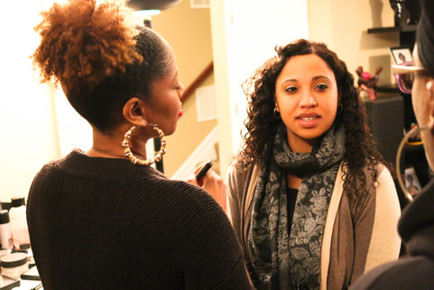 God Sisters Short Film  Director: Deonte' Staats