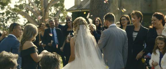 Tiffany & Joshua's Wedding Highlights Fi